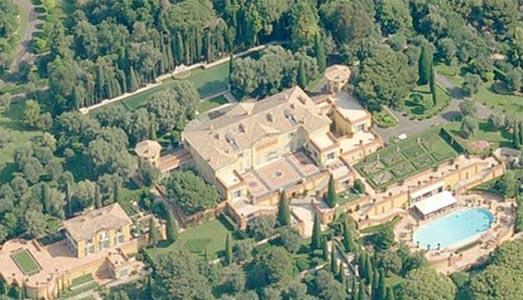 世界豪宅排行榜 2014世界十大超级豪宅