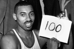 NBA历史纪录 个人单场得分排行榜