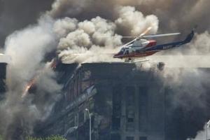 911恐怖襲擊事件最震撼的十张照片排行榜