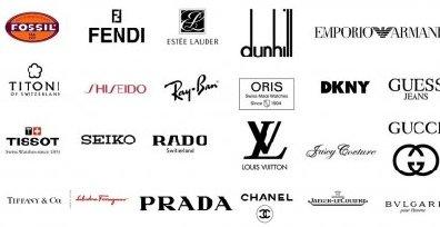 2014年50大奢侈品品牌人气排行榜