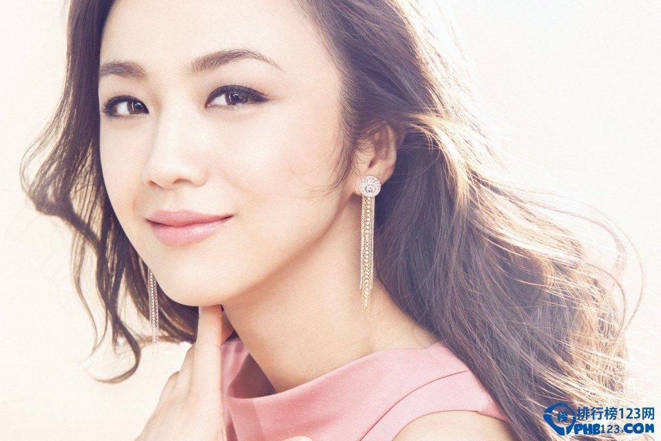 中國美女明星排行榜 最美女明星是誰