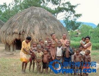 非洲各国人口数量排名 非洲国家人口排名