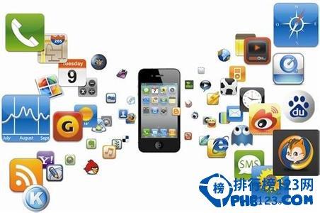 2014中国手机APP下载排行榜