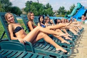"""全球美女最多的國家城市,烏克蘭基普成""""美女之都"""""""