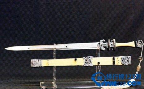 中國古代十大名劍及其傳說