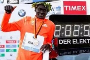 馬拉松全程世界紀錄,男子2小時2分57秒/女子2小時15分25秒