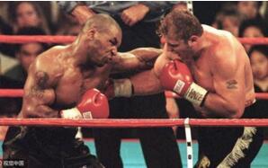 世界上最重的拳:泰森一拳860磅打死一头牛