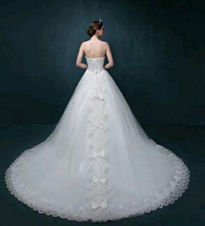 世界上最重的婚纱,英国新娘的婚纱127斤(极致奢华)