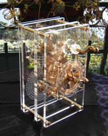 世界上第一台计算器,安提基特拉机械装置(发明于公元前60年)