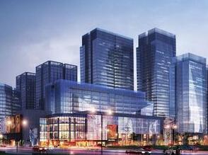 河南最高建筑物,郑州双子塔将刷新中原高度(300米)