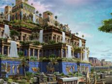 世界八大奇迹钱柜娱乐777官方网站首页,巴比伦空中花园已消失(中国第三)