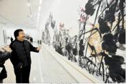 2017胡润艺术榜:73岁的崔如琢连续三年蝉联榜首(高达8.2亿元)
