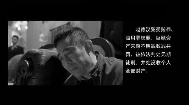 人民的名义赵德汉结局,赵德汉被判无期徒刑没收全部财产