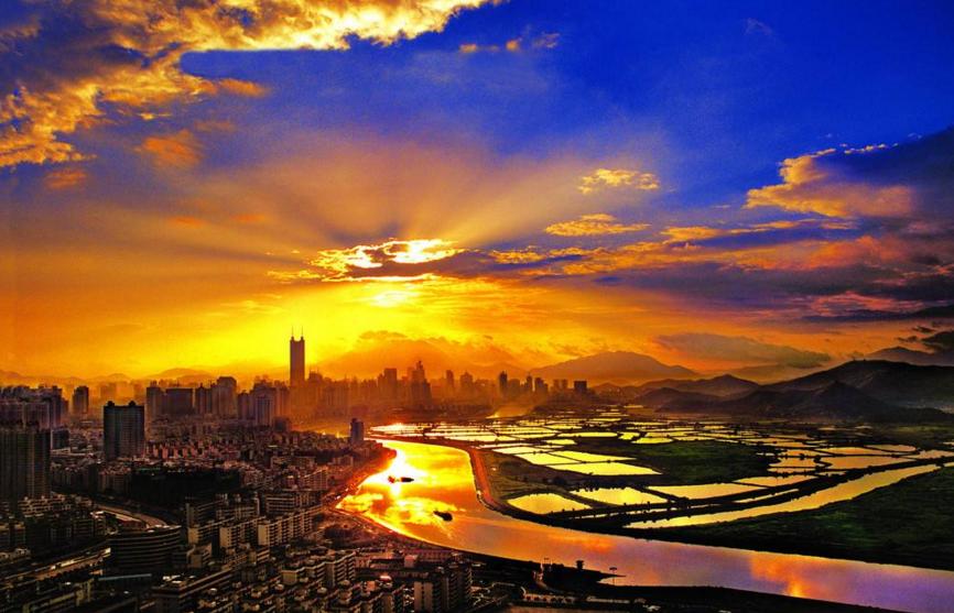 2017年6月深圳各区房價排行榜,深圳房價一年来下降