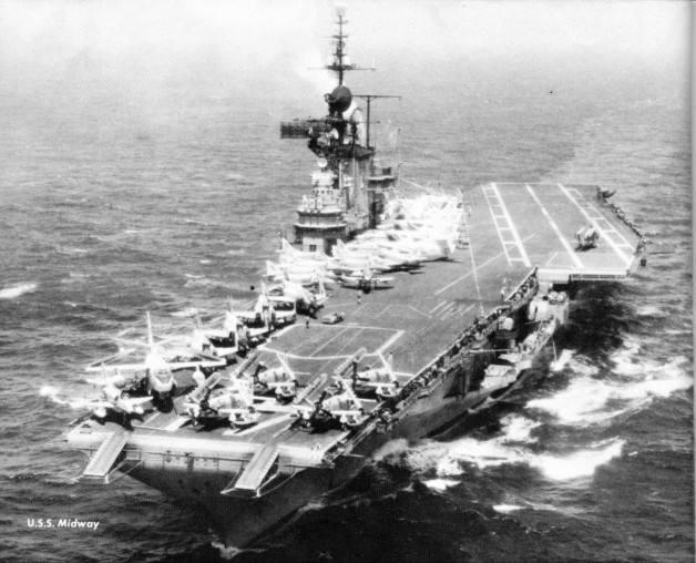 史上最强五大航母排行榜,珍珠港事件元凶赤城号名列第三