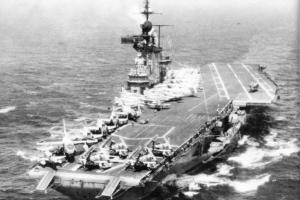 史上最強五大航母排行榜,珍珠港事件元凶赤城號名列第三
