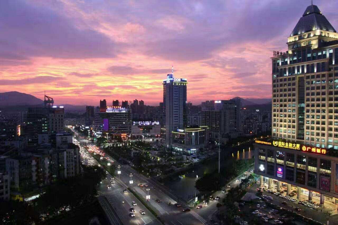 2017年江门市委常委名单,2017年江门政府领导班子名单