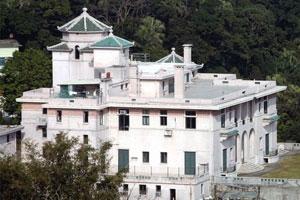 香港最貴的房子:何東花園