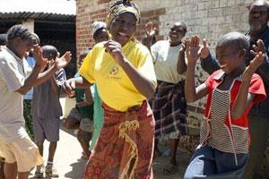 世界上人均寿命最短的国家