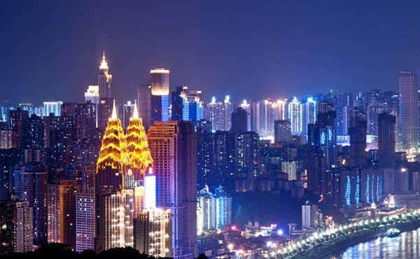 2017年8月重慶各区房價排行榜,渝中区房價最高江北区房價12913元/㎡
