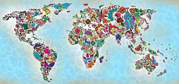 最全2017年世界人口排名,历年世界人口总数排名(完整版世界人口2017)