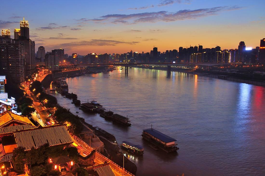 2017年8月重慶各区房價排行榜,渝中区房價为14517元/㎡江北区房價第二