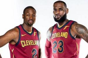 2017-2018賽季NBA騎士球員名單,2018騎士首發陣容(完整版)