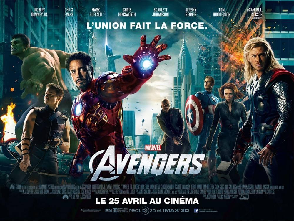 2018年5月电影上映时间表:复仇者联盟3上映时间5月4日