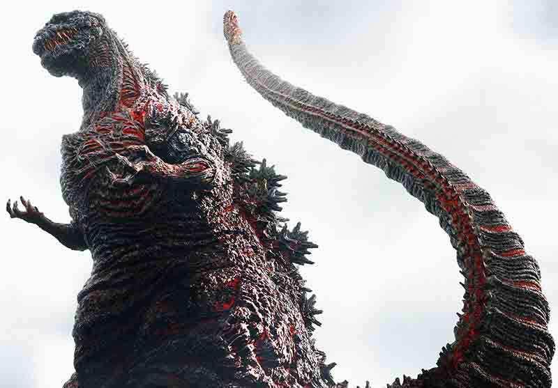 2018年6月日本电影上映时间表:哥斯拉2上映时间6月8日