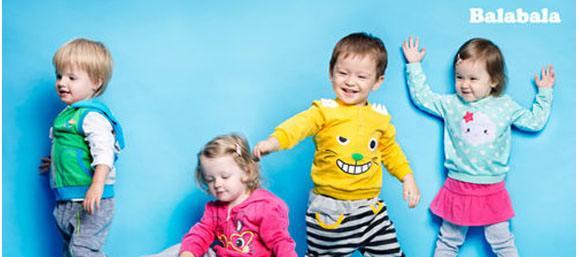 中国十大童装品牌排名:童装哪个牌子好?