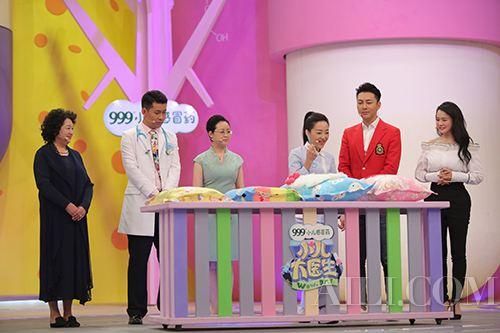 2017年11月16日综艺节目收视率排行榜:小儿大医生收视率排名第五