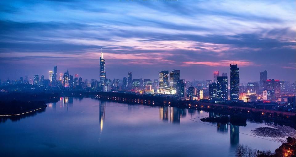 2017年12月南京各區房價排行榜:鼓樓區房價最高39703元/㎡