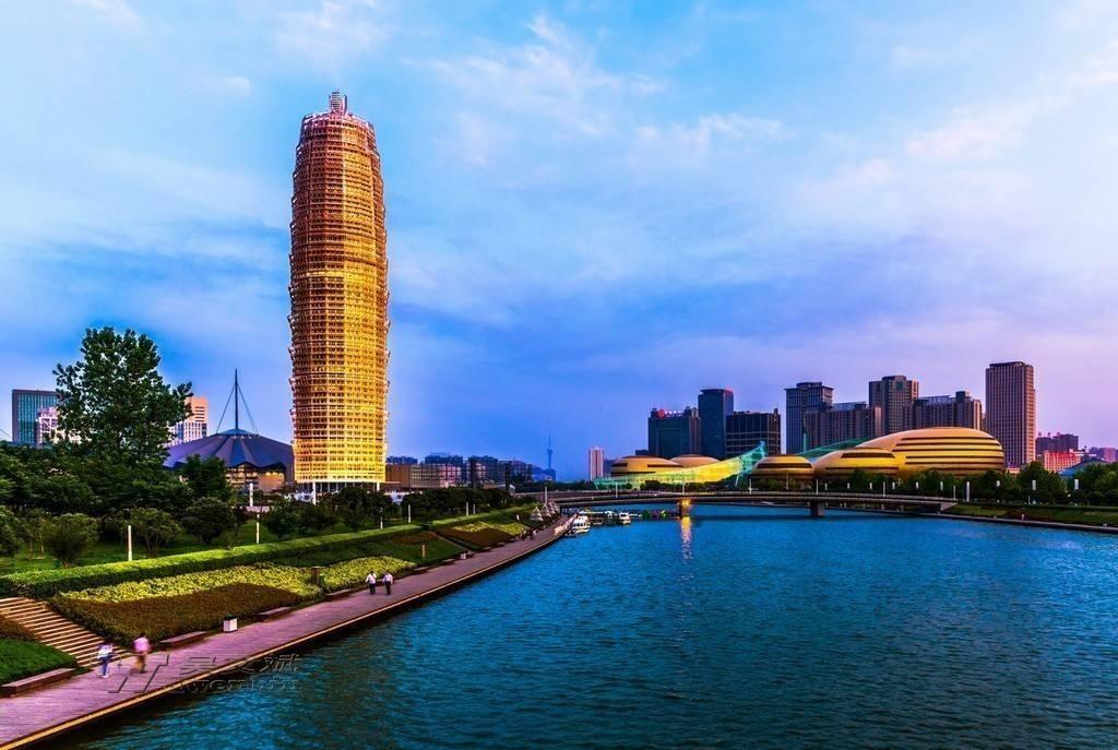 2017年12月郑州各区房价排行榜:郑东新区房价上涨16.27%