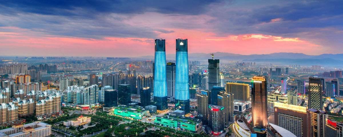 2017年12月南昌各区房价排行榜:红谷滩新区房价最高