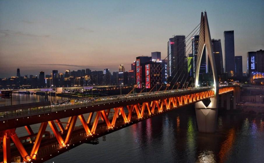 2017年12月重庆各区房价排行榜:重庆房价年上涨39.78%