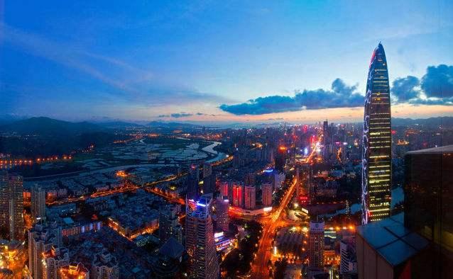 2017年12月深圳各区房價排行榜 2017年12月深圳房價均价多少?
