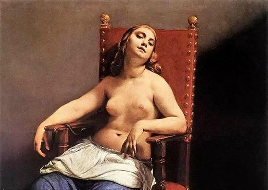 达芬奇最恐怖的画:爆料出耶稣是同性恋妻子还是妓女