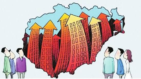 2018年全国261个城市房价排名(完整版):北京上海深圳名列前三