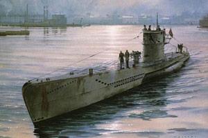 全球十大強悍潛艇排行榜,看看哪艘潛艇是海上之王