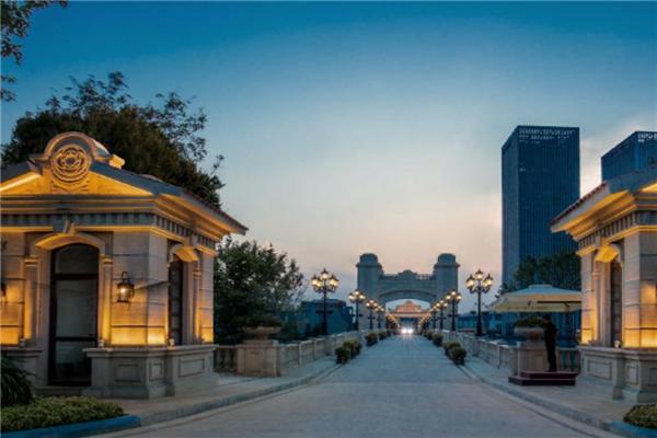 天津最好的小区前十名 海逸王墅上榜 美墅金岛第一