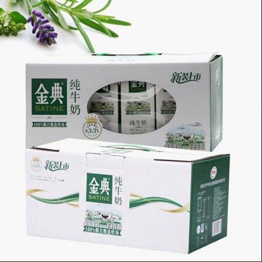 中国牛奶饮品十大品牌排名