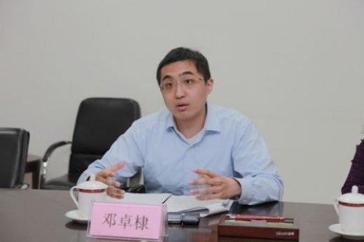 邓小平孙子邓卓棣任广西平果副县长