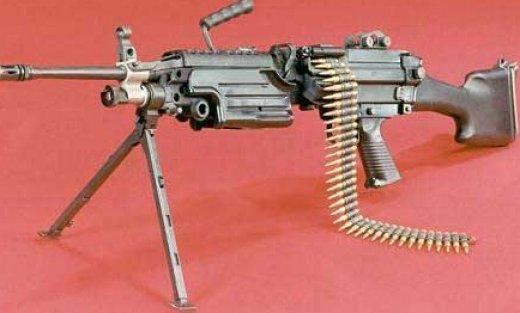 轻机枪排名 世界轻机枪排行榜