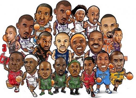 2014年NBA明星广告代言收入排行榜