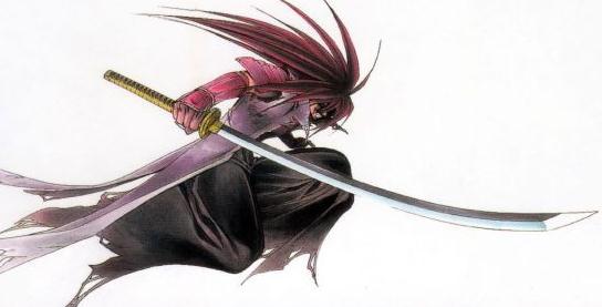 日本动漫最强剑客排行