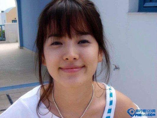 韩国童颜女星排行榜