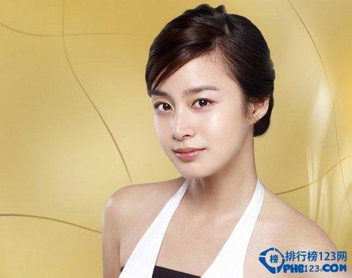 韩国最美10大女明星