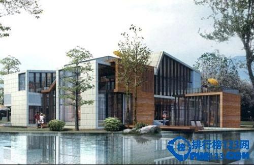 2014年中国十大豪宅