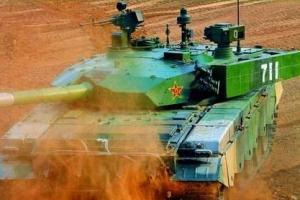 全球十大坦克排行(美国版)