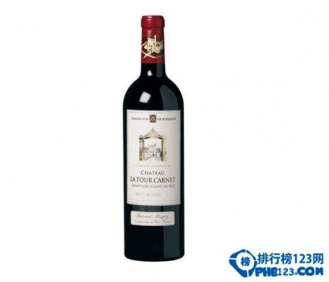 世界十大名酒排行:拉菲仅第四 第一以50万美元卖出